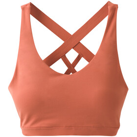 Prana Verana Sports Bra Women orange